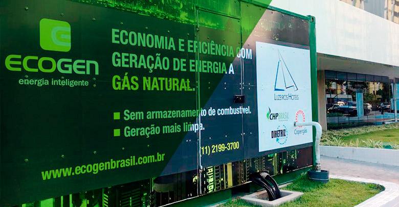 Imagem de produto CHP400 em aplicação de horário de ponta – Recife/PE.