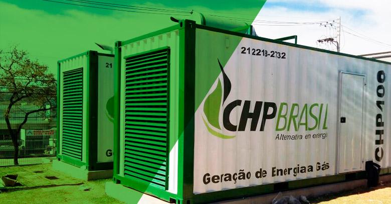Produto CHP400 em aplicação de horário de ponta – Contagem/MG.